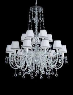 Swarovski Crystal chandelier OR/468/10+5.CP.SW