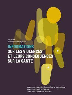 Une brochure en téléchargement gratuit à destination des jeunes sur la violence et ses conséquences sur la santé