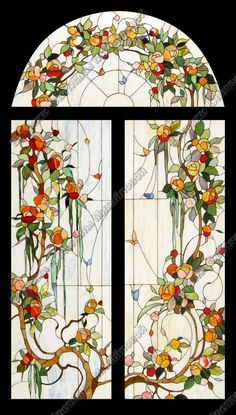 34 Awesome Stained Glass Windows Which You Definitely Like - Stained glass windows have no doubt stood the test of time and for obvious reasons. They have an unparalleled way of illuminating light and creating a...