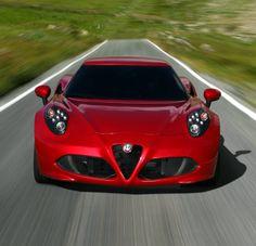 Alfa Romeo coupe to headline marque return to U., will appear at 2014 New York Auto Show and go on sale in America in June - Autoweek Alfa 159, Alfa Alfa, Top Gear, Alfa Brera, Top Sports Cars, Alfa Giulia, Performance Cars, Car Car, Sports
