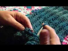 Wollen sjaal breien met de patentsteek is echt mooi en met deze maat breipennen makkelijk en snel klaar. Wil jij zelf dus een dikke wollen wintersjaal ... Knitting Stiches, Knit Crochet, Stitch, Sewing, Fabric, Tejidos, Tricot, Ideas, Tejido
