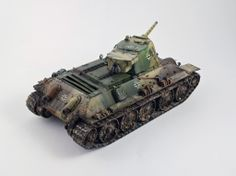 T-34/76 STZ 1/35 Scale Model