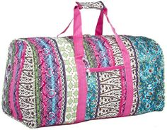 """BOHO Travel Gym Cheer Duffel Bag 21 *** ADDITIONAL INFO @ http://www.personalhygienecare.com/travel/101961/pgw"""""""
