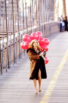 Carrie Bradshaw - Sex and the City