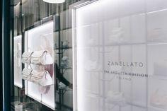 Follow your dreams zanellato boutique viabagutta11 for Zanellato milano