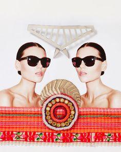 Sass & Bide Ladysaint Eyewear