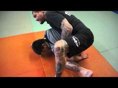 Daily BJJ: Turtle to Reverse Omoplata - YouTube