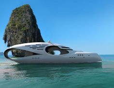 The incredible #boats of tomorrow