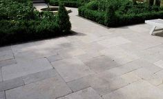 Natural Paving's Travertine Fired Earth
