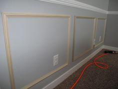 Image result for bath panel mouldings