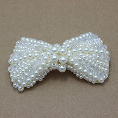 baby-girl-pearls-bows-font-b-DIY-b-font-Big-Bow-shoes-Hair-Accessories-Making-Cell.jpg (800×800)