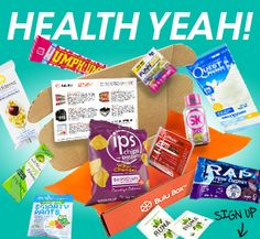 Fall in Love with Healthy Living: Bulu Box sends vitamins, supplements and other fitness products to health-conscious subscribers. You can also choose a special Bulu Weight Loss Box if you need motivation and encouragement to lose weight.