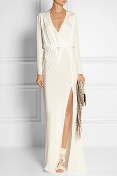 LOVE dress and store. Need alterations. Just $555 at stonecoldfox White Alabama Gown still available online