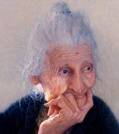 """age 103 she felt at peace, confident with her life. Even though she had never gone more than 6 miles from home. She could be self sufficient and take care of her own. """"Aunt Emily"""""""