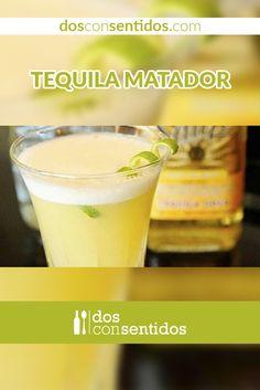 El Tequila Matador es un coctel mexicano, hermanito del Margarita; la diferencia entre estos dos es el jugo de frutas usado, el primero usa jugo de piña, y el segundo jugo de limón y Triple Sec, pero en cuanto a cantidades y el licor son lo mismo. El tequila ¨Matador¨ es el usado para este coctel, de ahí su nombre; se suele servir en copa de Margarita o vaso corto.