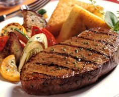 healthy meals with chicken and vegetables nutrition information sheet Healthy Grilling Recipes, Grilled Steak Recipes, Meat Recipes, Prime Rib Restaurant, Seafood Restaurant, Chicken Bites, Butter Chicken, Cooking Ingredients, Shawarma