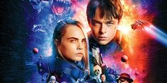 Valerian and The City of a Thousand Planets is the new adventure film from Luc Besson, director of The Professional, The Fifth Element and Lucy, based on the French comic book series, Valérian and Laureline.