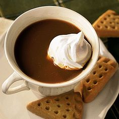 Praline Coffee Recipes < Top-Rated Christmas Brunch Recipes - Southern Living