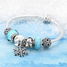 PANDORA Let It Snow Charm Bracelet
