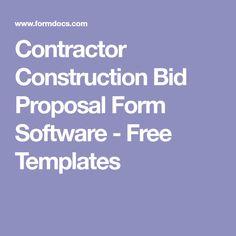 Construction Estimate Forms Pdf  Cost Estimating Sheet