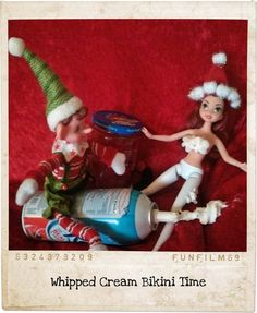 The 2012 Inappropriate Elf Winners!