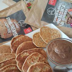 Amerikai palacsinta 15db Sanya, Evo, Pancakes, Bread, Breakfast, Morning Coffee, Bakeries, Pancake, Breads