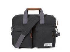 Check out the Eastpak Tomec Opgrade Black Shoulder Bag. Get yours now from the…