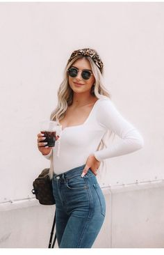 Casual Outfit + Answering Extension Questions! meganhiler.com