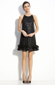 Dress from Nordstrom... possible black tie holiday dress?