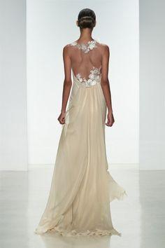 Jade gown #amsale #amsalebridal  #weddingdress #weddinggown #vestidodenovia