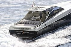 Carbon 55 Powerboat by Otam Yachts