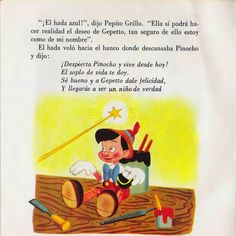 Cuentos infantiles: Pinocho. Cuento popular. Fantasy, Deco, Cover, Teaching Ideas, Folktale, 1st Grades, Imagination, Decor, Slipcovers
