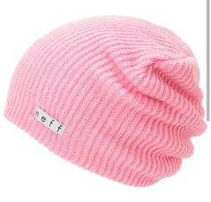 Love the color Pink Beanies ae191e4952c0