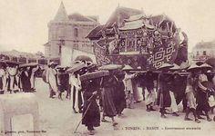 HANOI - enterrement ANNAMITE   by manhhai