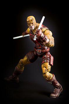 Custom Daredevil Marvel Legends Action Figure - Album on Imgur