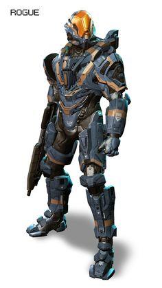 GotG Power Armor, HALO 4 Armor