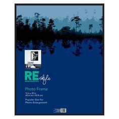 Poster Frame - Black (18X24)