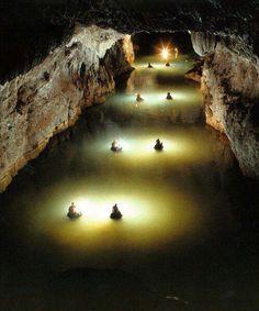 Lago de Norman , sistema de cavernas...Rio de Camuy Puerto Rico ....photo by Kevin Downey