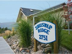 Welcome To SHUSWAP RIDGE  in beautiful Salmon Arm, B.C.    SHUSWAP RIDGE is a cozy community of 40 attached residences.
