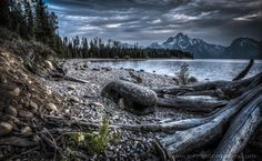 Jackson Lake by Don Johnston on 500px