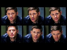 You can see the split second he changes from Dean to Dark!Dean. Stairway to Heaven. Edit by Candi Dillon