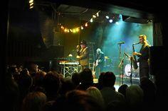 Tavastia, casa de shows - tradicional venue de música em Helsinki. > Urho Kekkosen Katu 4-6