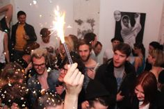 Last Days parties. on iHeartBerlin.de