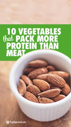 10 Vegetables That Pack More Protein Than Meat