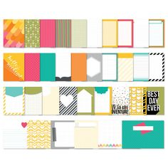 Everyday Adventure Digital Project Life Cards - by Stampin' Up!