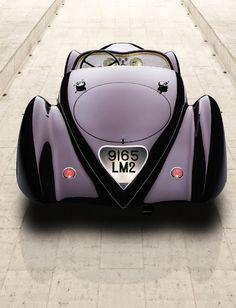 dieselfutures: 1937 Peugeot 402 Darl'mat Special... - La Velocita'