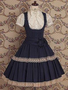 Alice steampunk dress