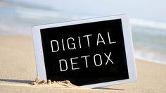 The digital detox plan that won't send you off-the-grid