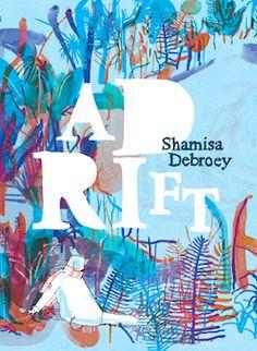 Adrift | 언어: 영어, 2013년 9월 출간, 128 페이지, 26.4 x 19.4 x 1.3 cm  벨기에의 젊은 아티스트 Shamisa Debroey 의 데뷔작품으로 자전적인 요소에 바탕을 두고 있다. 엄마는 NGO 를 위해 일하기때문에 자주 집을 비우고 아프리카로 떠난다. 아빠는 멀리서 매년 딸의 생일에 물고기 한 마리를 선물한다. 부모님의 부재안에서 주인공은 할머니 할아버지와 함께 어린시절을 보내고 성인이된다. 이런 어린 시절을 되돌아 보고 미래를 바라보는 한 여자의 이야기가 진솔하고 감동적으로 펼쳐진다.