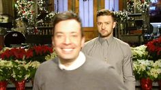 "In conclusion, Justin Timberlake and Jimmy Fallon should host every SNL ever. | The 16 Best Moments From Last Night's ""Saturday Night Live"" With Justin Timberlake And Jimmy Fallon"